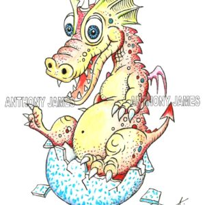 Here Be Dragon Babies