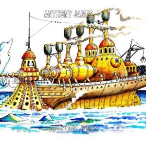 Finley Foghorn's Floating Fantasies